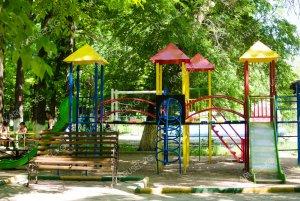 детская игровая площадка купить