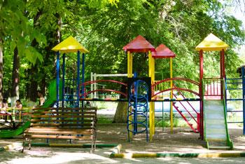 Детский комплекс Кант Центральный парк