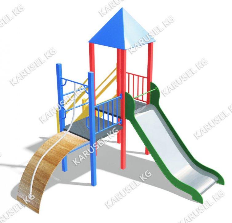 Детский игровой комплекс 002