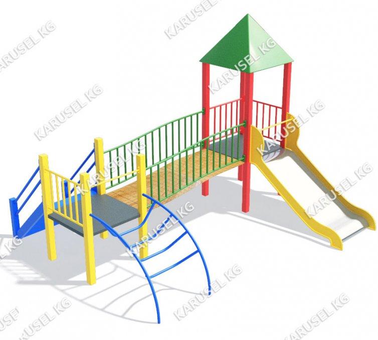 детский игровой комплекс 007