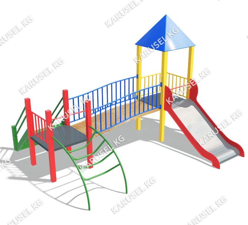 Детский игровой комплекс 008