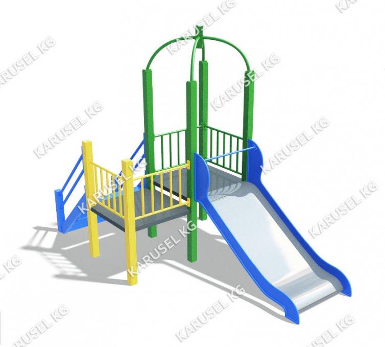 Детский игровой комплекс 010