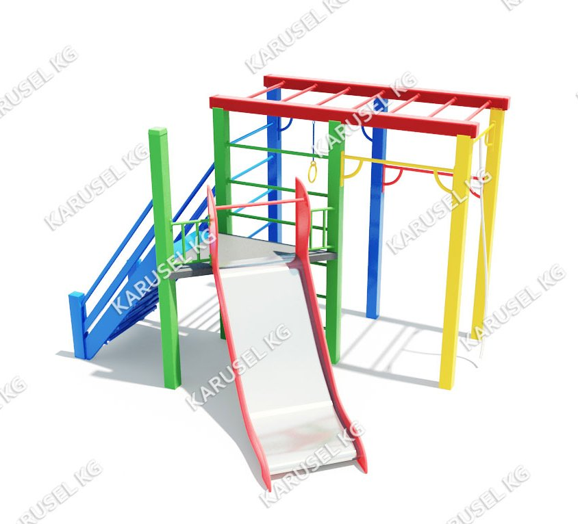 Детский игровой комплекс 012