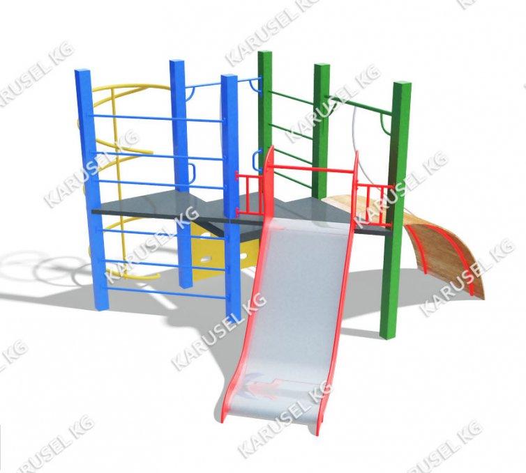 Детский игровой комплекс 013