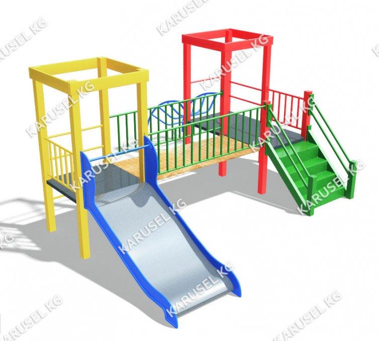 детский игровой комплекс 017
