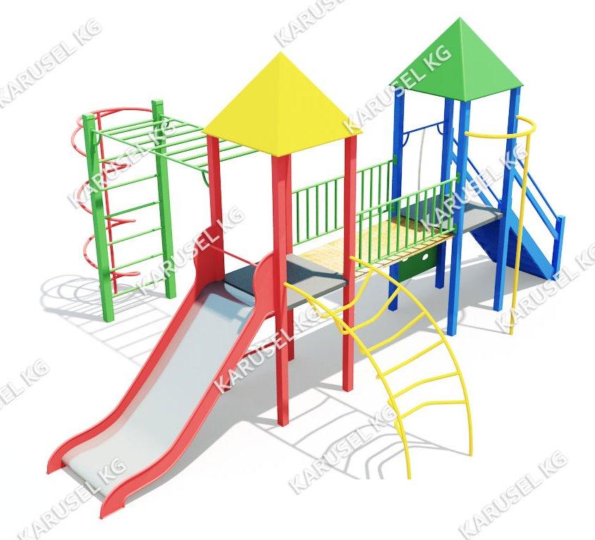 Детский игровой комплекс 019