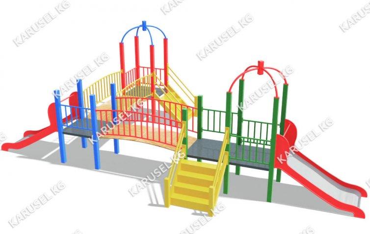 Детский игровой комплекс 022