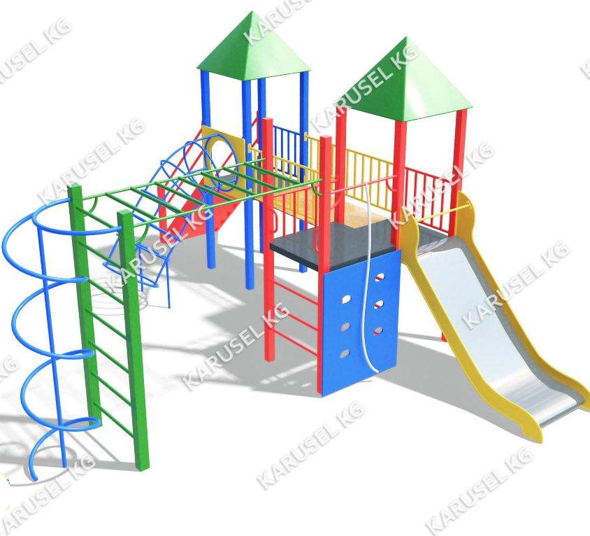 Детский игровой комплекс 023