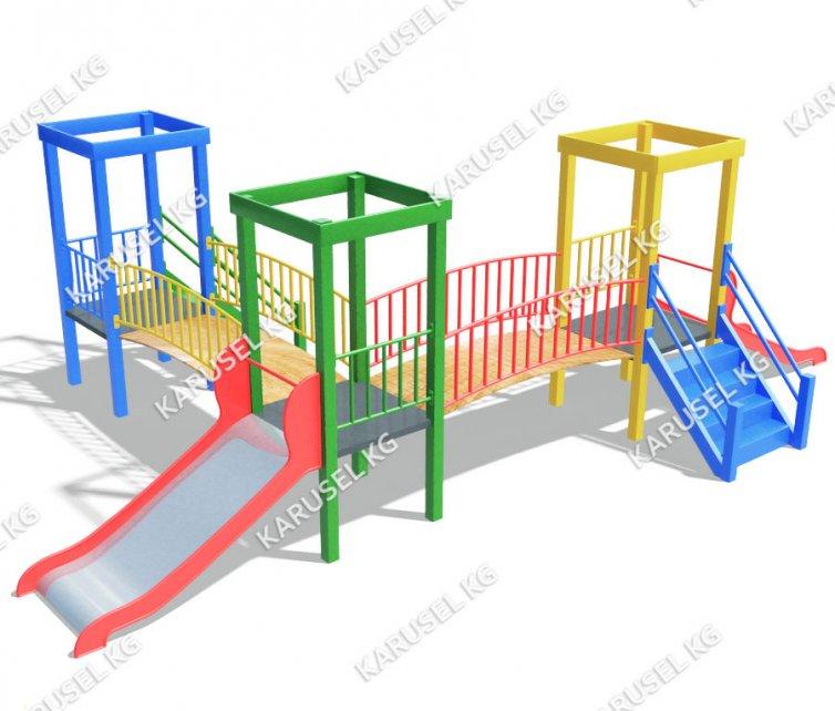 Детский игровой комплекс 026