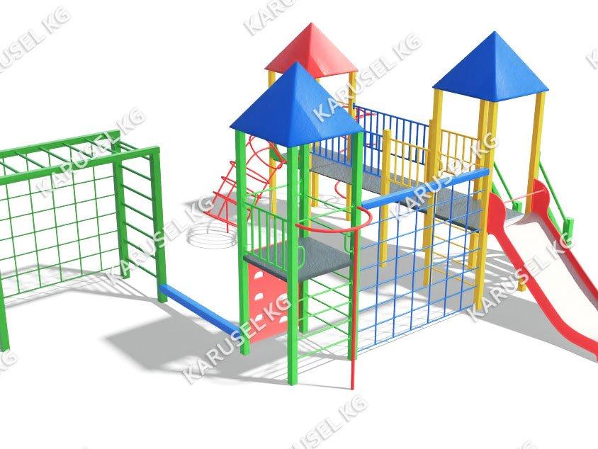 Детский игровой комплекс 027