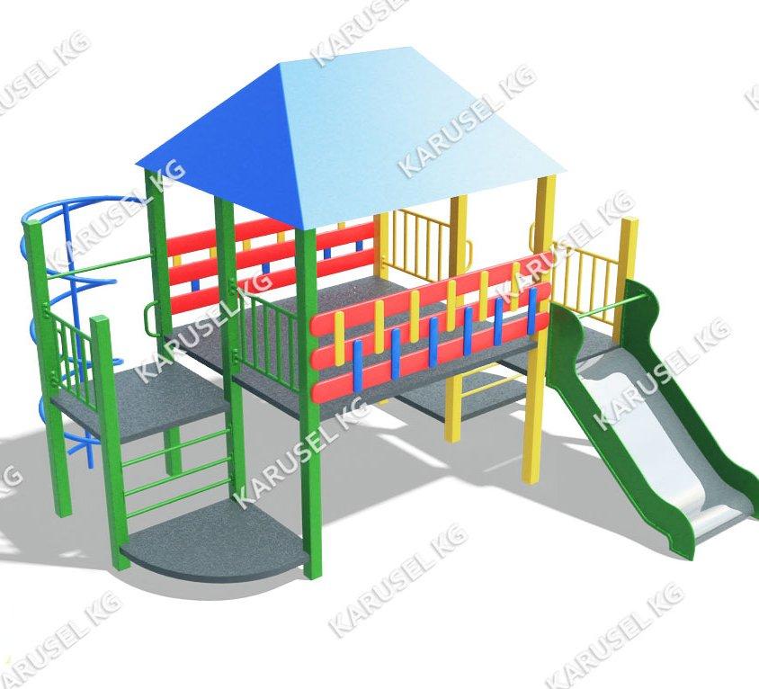 Детский игровой комплекс 028