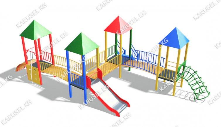 Детский игровой комплекс 029