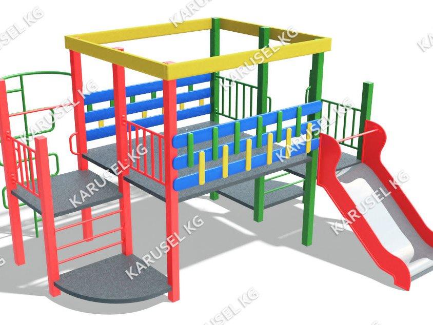 Детский игровой комплекс 031