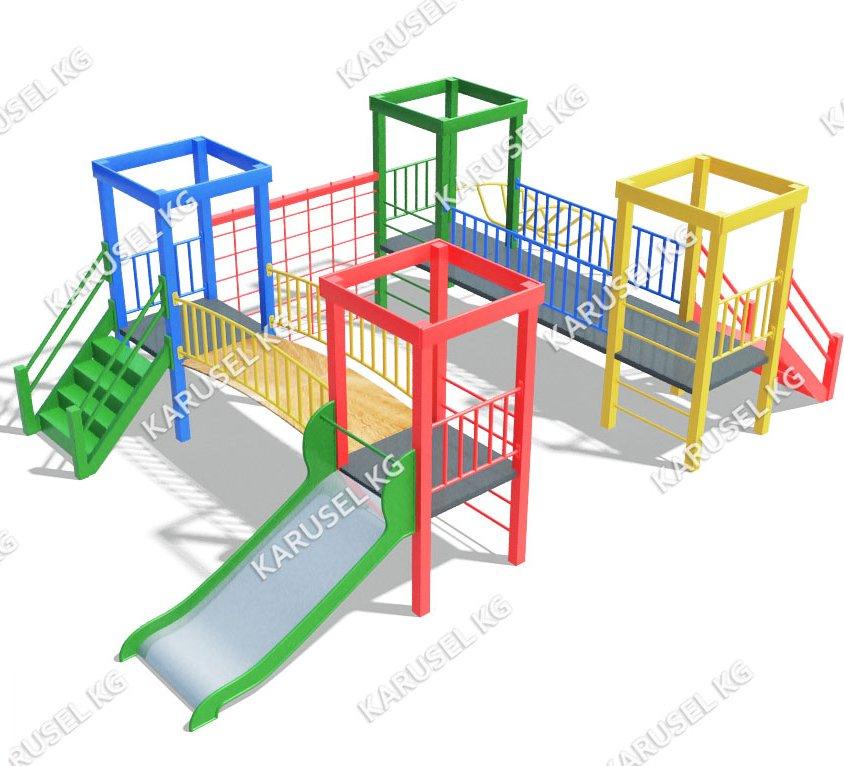 Детский игровой комплекс 032