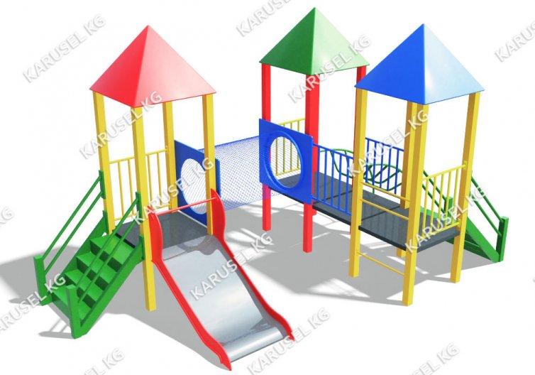 Детский игровой комплекс 033