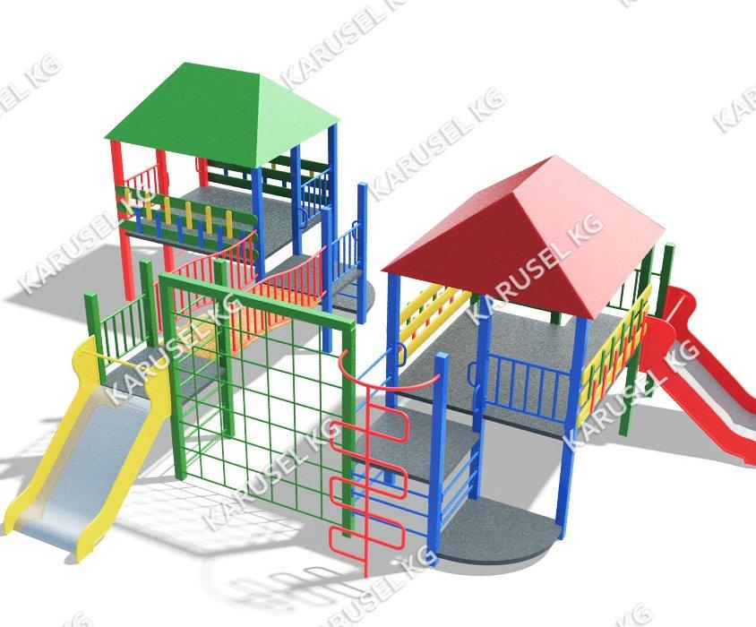 Детский игровой комплекс 034