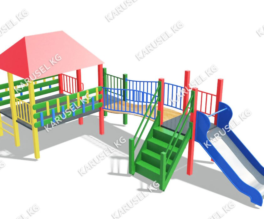 Детский игровой комплекс 035