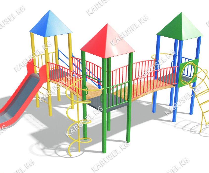 Детский игровой комплекс 036
