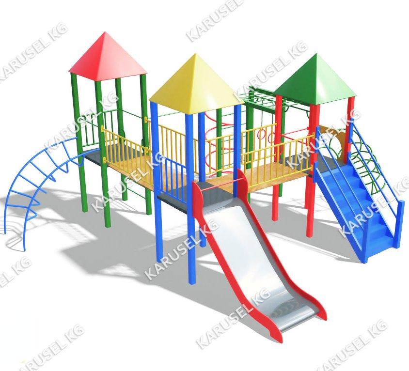 Детский игровой комплекс 037