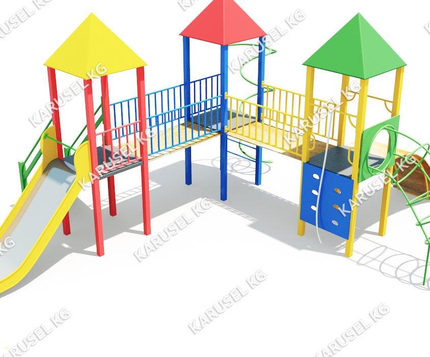 Детский игровой комплекс 038