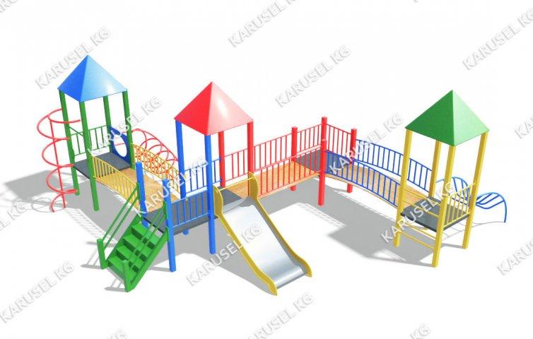 Детский игровой комплекс 039
