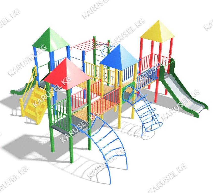 Детский игровой комплекс 040