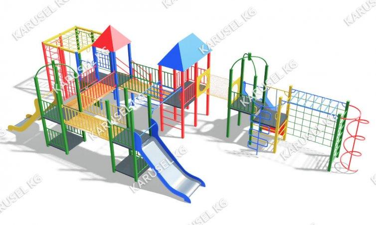 Детский игровой комплекс 041