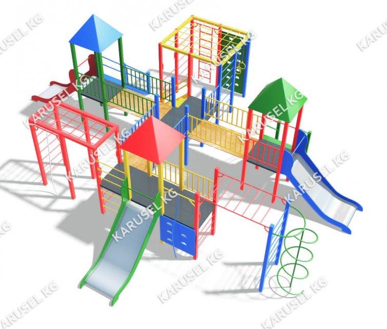 Детский игровой комплекс 042