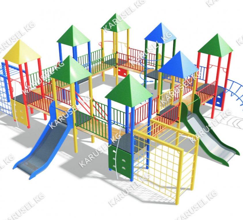 Детский игровой комплекс 044