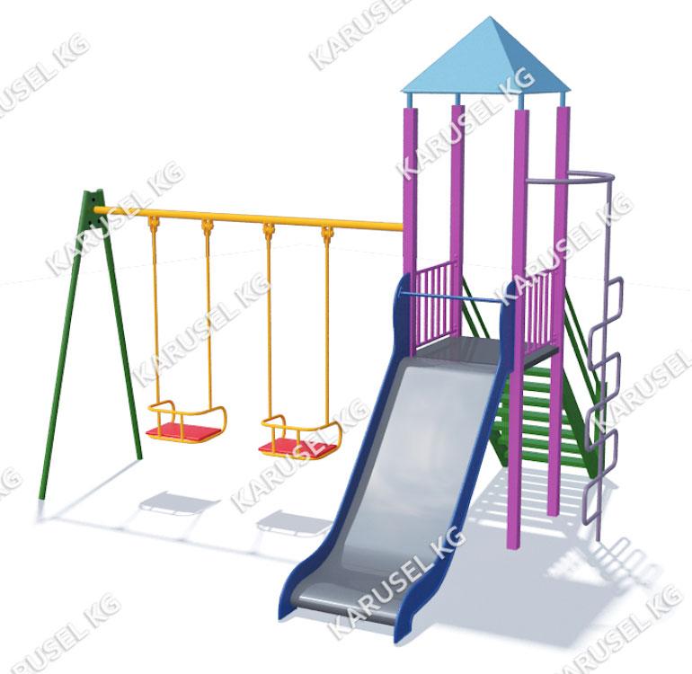 Детский игровой комплекс 045