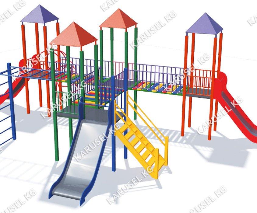 Детский игровой комплекс 048