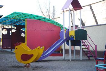 Детский сад Бишкек