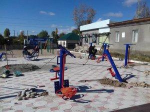 уличные тренажеры купить в Бишкеке